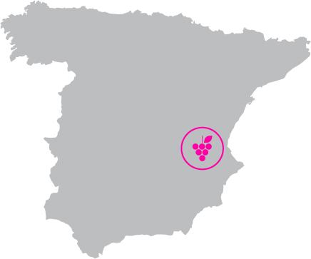 mapa winery on