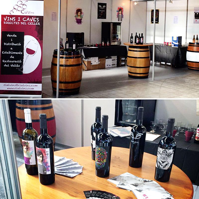 Bodegas wineryon en la sabadell degusta winery on bodegas - Curso cocina sabadell ...