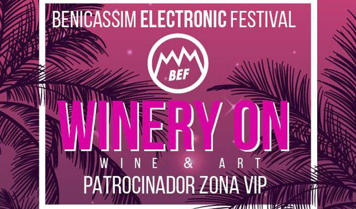 DEMUERTE patrocina benicassim electronic festival 2017