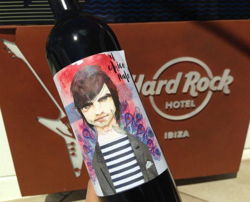 el chico malo en IX Viniterranius Ibiza