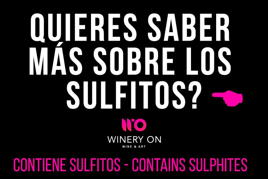 Sulfitos en el vino