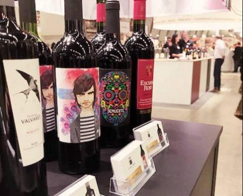 Vinos wineryon en Helsinki