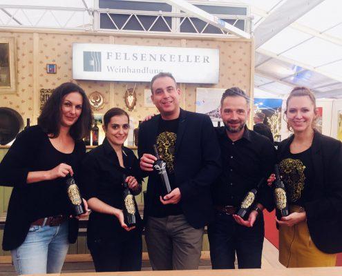 Wineryon en la Feria Zuger Messe