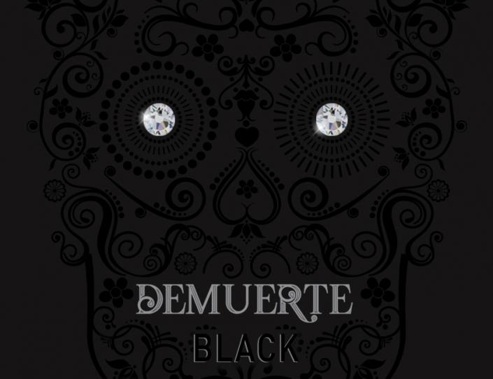 diseño demuerte black